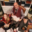 Photo Flash: Meet the Cast of THE NOVELIST at Theatre Three