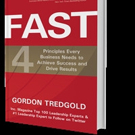 Leadership Expert, Gordon Tredgold, Launches Third Book, FAST