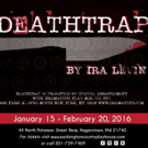 BWW Interview: DEATHTRAP to Open 2016 Season at Washington County Playhouse