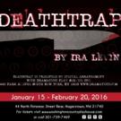 DEATHTRAP to Open 2016 Season at Washington County Playhouse