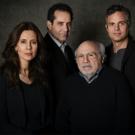Photo Flash: Jessica Hecht, Tony Shalhoub, Danny DeVito and Mark Ruffalo Pose for THE PRICE on Broadway