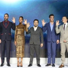 Chris Pine, Zoe Saldana, Zachary Quinto & More More Attend STAR TREK BEYOND Premiere in China