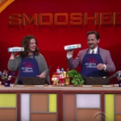 VIDEO: Melissa McCarthy and Ben Falcone Face Off in Messy 'Chopped' Competition on LATE SHOW