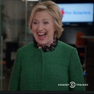 VIDEO: Watch Hillary Clinton's Full Guest Appearance in Last Night's BROAD CITY