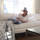 Carrie Pittman Launches Art Work in At Home Furnishings