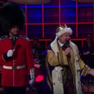 VIDEO: Luke Bryan & Dierks Bentley Perform British-Themed Country Music Song on 'CORDEN'