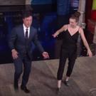 VIDEO: MacArthur Genius Grant Winner Michelle Dorrance Teaches Stephen Colbert a Tap Routine