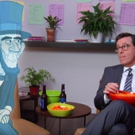 VIDEO: Stephen Colbert Watches Debate With Abraham Lincoln's Ghost!