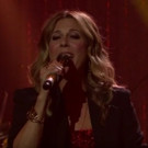 VIDEO: Rita Wilson Performs New Song 'Say Yes' on JAMES CORDEN