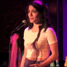 STAGE TUBE: FIDDLER's Samantha Massell Sings 'God Help the Outcasts' at 54 Below