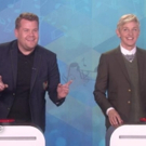 VIDEO: Ellen & James Corden Play 'Finish the Lyric' with Host Jesse Tyler Ferguson