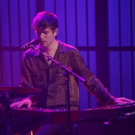 VIDEO: James Blake Performs 'My Willing Heart' on LATE NIGHT