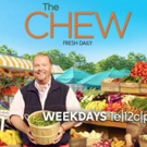 First Lady Michelle Obama Appears on ABC's THE CHEW Today
