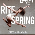 Kansas City Ballet to Conclude Season with RITE OF SPRING, 5/6