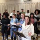 VIDEO: IN TRANSIT Wishes HOLIDAY INN Cast a Happy Opening A Cappella Style!