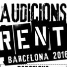 Convocatoria de audiciones para 'Rent, El Musical'