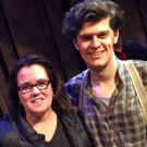 Photo Flash: Rosie O'Donnell Stops by THE WOODSMAN