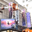 Up on the Marquee: ANASTASIA Gets Installed!