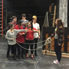 Ginny Anderson's CRADLE WILL ROCK at Connecticut College