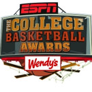John R. Wooden Award and Basketball Hall of Fame Awards Recipients Named at College Basketball Awards