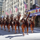 Photo Flash: The Rockettes Prance in CHRISTMAS IN AUGUST Outside Radio City