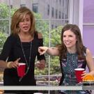 VIDEO: Anna Kendrick Challenges Darius Rucker to a Beer Bong Sing-Off!