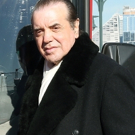 Photo Flash: A BRONX TALE's Chazz Palminteri Tells 'Bus' Tales as 50th Inductee into the Ride of Fame