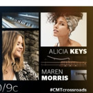 Alicia Keys & Moaren Morris to Meet at CMT CROSSROADS This December