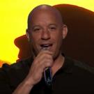VIDEO: Vin Diesel Does Karaoke to 'Lean on Me' on TONIGHT SHOW