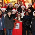 Photo Coverage: Broadway Shines Spreads Warmth This Holiday Season with Annual Coat Drive