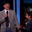 VIDEO: THE JUNGLE BOOK's Bill Murray & Neel Sethi Sing 'The Bare Necessities'