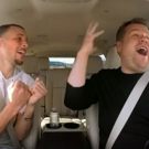 VIDEO: James Corden & Steph Curry Sing Moana & Frozen 'Carpool Karaoke'