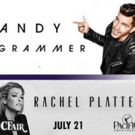 Andy Grammer, Rachel Platten & More Set for 2016 Toyota Summer Concert Series at the Pacific