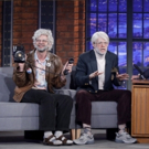 VIDEO: OH HELLO's Nick Kroll, John Mulaney Talk Theater Traditions & More on 'Late Night'