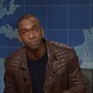 STAGE TUBE: Comedian Jay Pharoah Impersonates Black Comedians on SNL