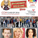 Cast Members from HAMILTON, BRIGHT STAR & More to Celebrate CCM at BROADWAY SESSIONS, 4/12