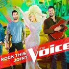 NBC's THE VOICE Ranks #1 for Week of 3/14 Among Big 4 Networks