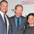 Photo Coverage: Jesse Tyler Ferguson Celebrates Opening Night of FULLY COMMITTED!