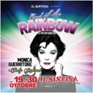 Il Sistina Per la prima volta al Teatro Sistina   MONICA GUERRITORE è Judy Garland in END OF THE RAINBOW