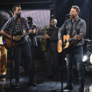 VIDEO: Luke Bryan and Dierks Bentley Perform 'Ramblin' on LATE SHOW