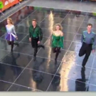 STAGE TUBE: RIVERDANCE Celebrates St. Patrick's Day with TODAY SHOW Performance