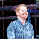 Photo Coverage: Jesse Tyler Ferguson Takes Opening Night Bows in FULLY COMMITTED!