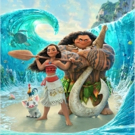 First Look - New Poster Art for Disney's MOANA; New Trailer Out 9/15!