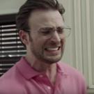 VIDEO: Chris Evans Debuts Trailer for 'New Movie' DENNIS on 'Jimmy Kimmel'