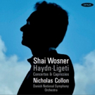 Pianist Shai Wosner Announces Upcoming Recording Featuring Danish National Symphony