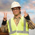 VIDEO: Gael Garcia Bernal Has Already Started Building Trump's Wall on LATE SHOW