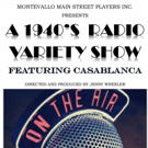 BWW Review: A 1940's RADIO VARIETY SHOW Featuring CASABLANCA Looks Back