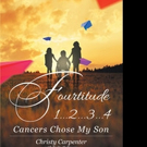 Christy Carpenter and Becky Hollaway Pen FOURTITUDE 1...2...3...4 CANCERS CHOSE MY SON