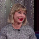 VIDEO: Michelle Williams Says Shia LaBeouf Was CABARET'S 'Best Audience Member Ever!'