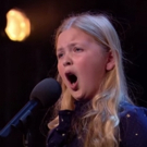 VIDEO: 12-Year-Old Stuns BRITAIN'S GOT TALENT Judges with Performance of 'Defying Gravity'